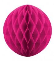 Wabenball - 30 cm - pink