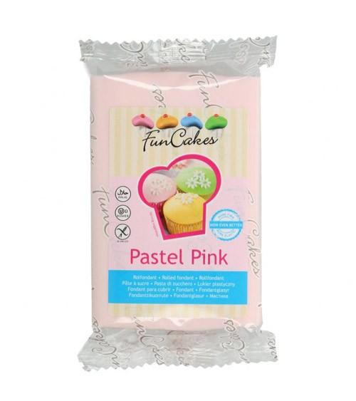 FunCakes Fondant - pastell rosa - 250 g