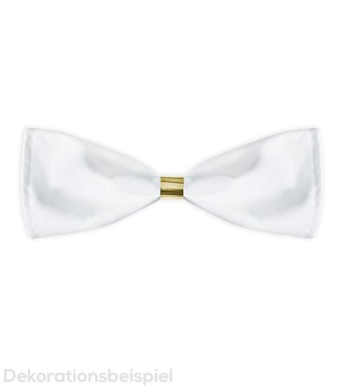 Serviettenringe aus Papier - gold metallic - 10 Stück