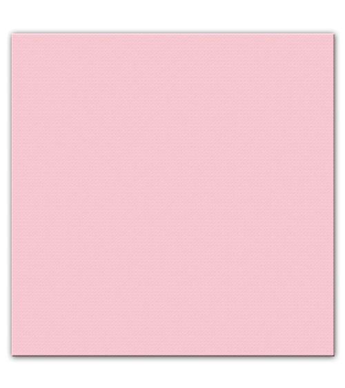 Servietten - rosa - 25 Stück