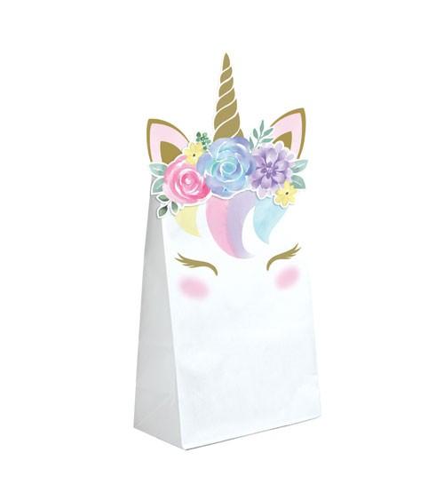 """Partytüten """"Unicorn"""" - 8 Stück"""