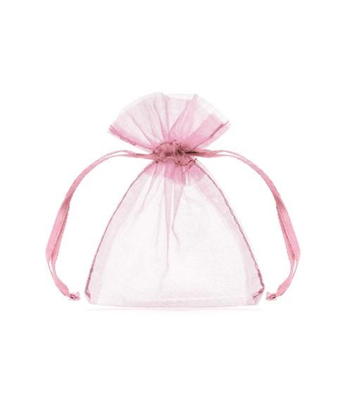 Organza-Beutel - rosa - 20 Stück