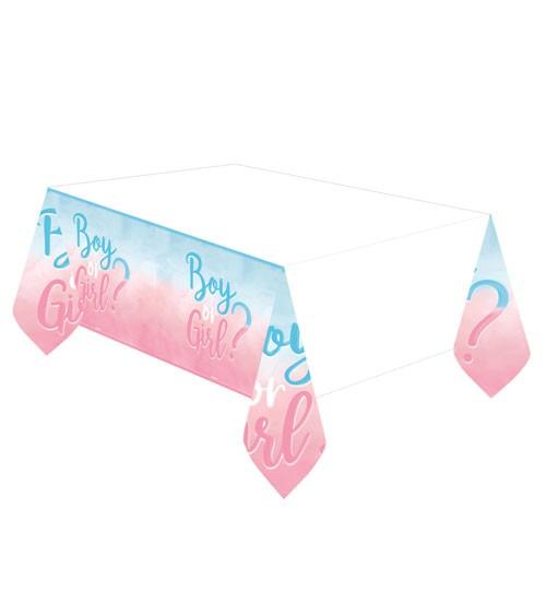 """Papiertischdecke """"Big Reveal"""" - 120 x 180 cm"""