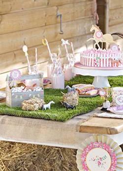 Deko Serien 1 Geburtstag Baby Belly Party