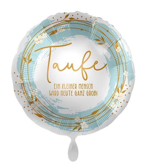 """Folienballon """"Taufe - Boho"""""""