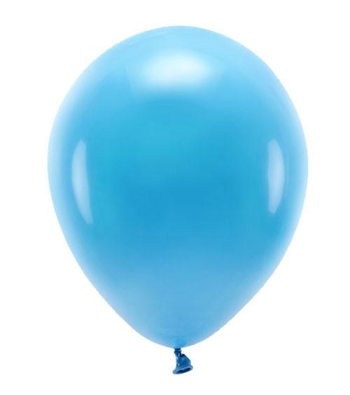 Standard-Ballons - türkis - 30 cm - 10 Stück