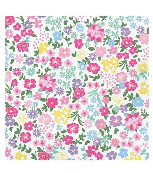 """Servietten """"Floral Tea Party"""" - 16 Stück"""