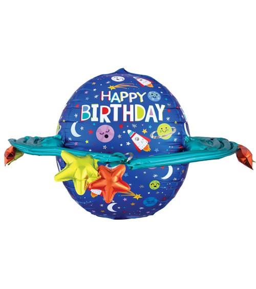 "UltraShape-Folienballon ""Galaxie"" - 73 x 50 cm"
