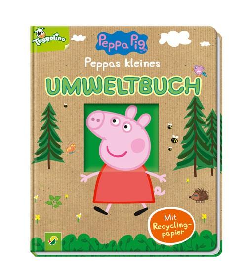 Peppa Pig - Peppas kleines Umweltbuch