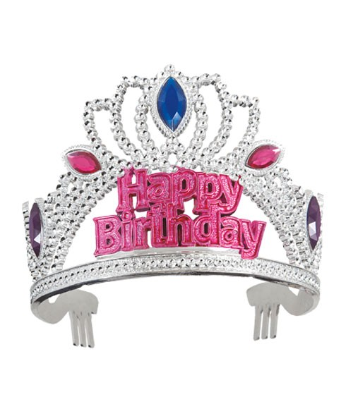 "Diadem ""Happy Birthday"""