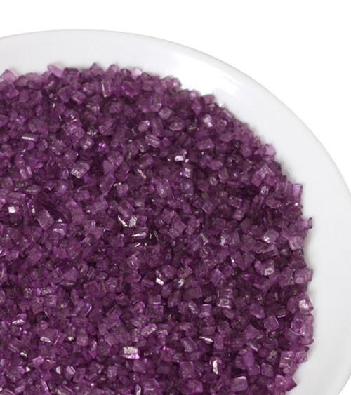 FunCakes Zuckerkristalle - violett - 80g