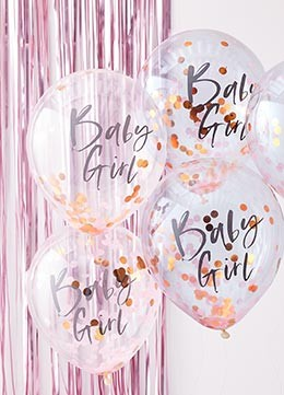 Luftballons | Dekoration | Baby Belly Party