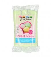 Funcakes Fondant - pastel green - 250 g