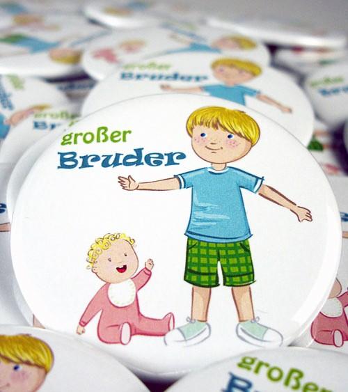 """""""Großer Bruder""""-Button"""