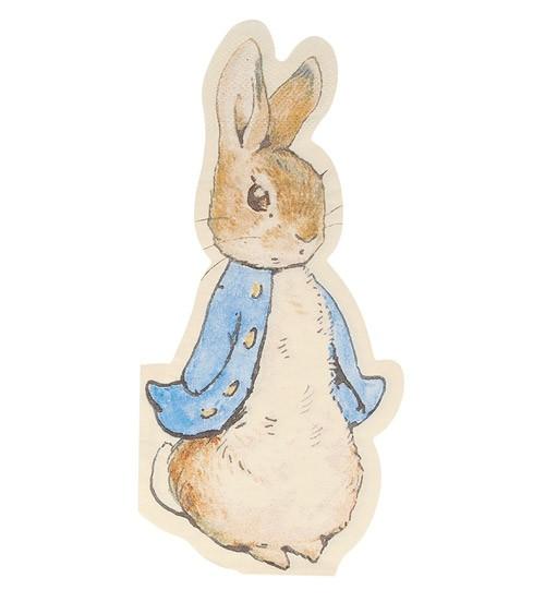 """Shape-Servietten """"Peter Rabbit"""" - 16 Stück"""