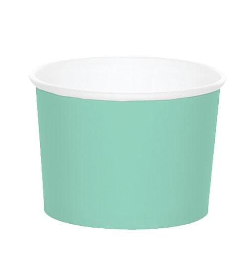 Eisbecher - fresh mint - 6 Stück
