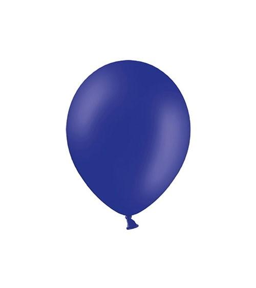 Mini-Luftballons - königsblau - 12 cm - 100 Stück