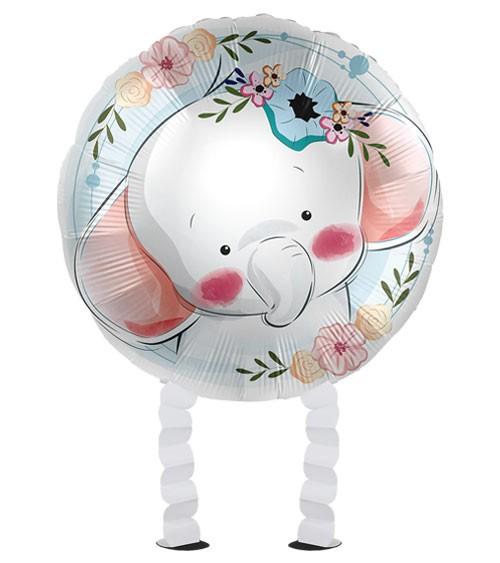 "Walking-Folienballon ""Cute Elephant"""