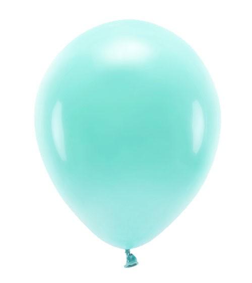 Standard-Ballons - darkmint - 30 cm - 10 Stück