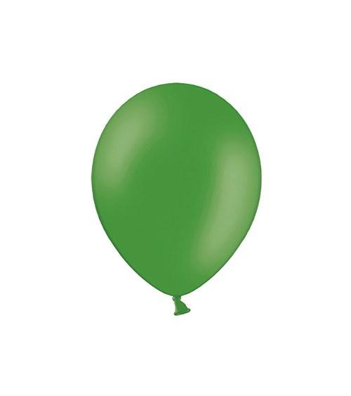 Mini-Luftballons - emerald green - 12 cm - 100 Stück