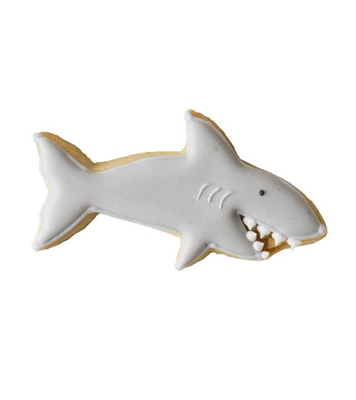Ausstechform Hai - 9,5 cm