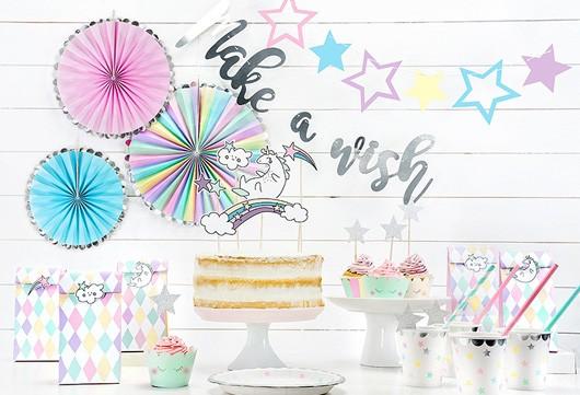 Einhorn Geburtstagsdeko Deko Serien 1 Geburtstag Baby Belly Party