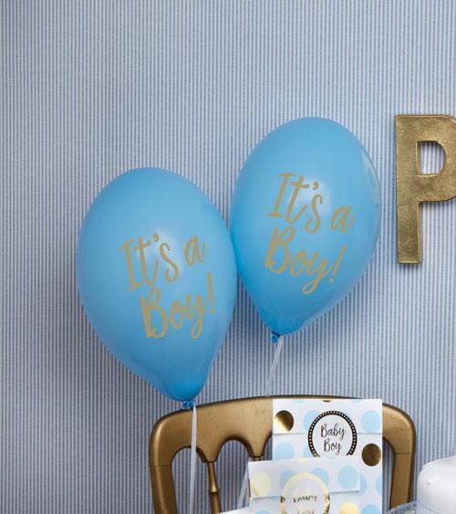 """Luftballons """"It´s a Boy"""" - 8 Stück"""