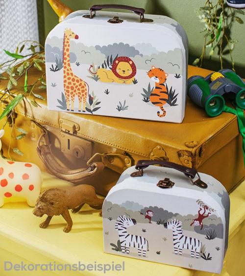 """Kinderkoffer-Set """"Safari"""" - 2-teilig"""