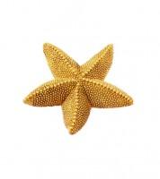 Seestern aus Polyresin - 8 cm