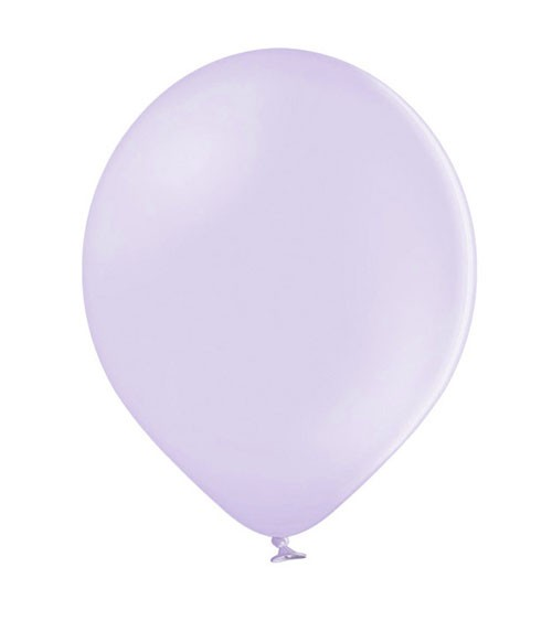 Standard-Luftballons - pastell lavendel - 30 cm - 10 Stück