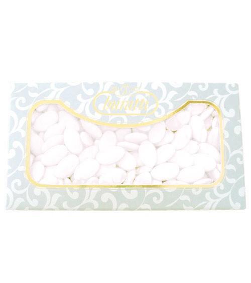 Schokoladen-Dragees - weiß - 1 kg