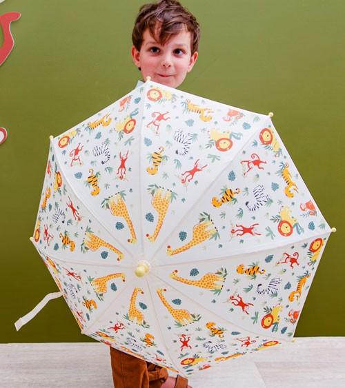 """Kinder-Regenschirm """"Safari"""""""
