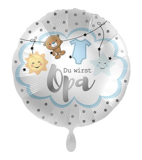 """Folienballon """"Du wirst Opa"""""""