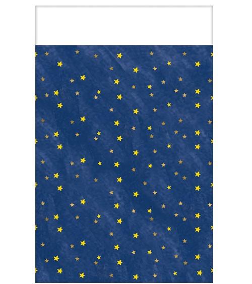 "Papiertischdecke ""Little Star"" - 137 x 259 cm"