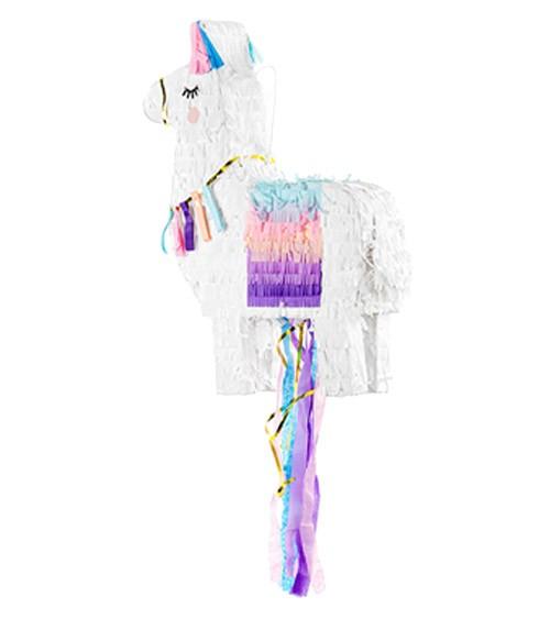 "Pinata ""Lama"" - 41 x 49,5 x 10 cm"