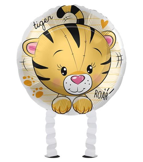 "Walking-Folienballon ""Little Tiger"""