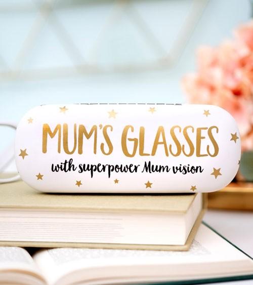 """Brillenetui """"Super Mum"""""""