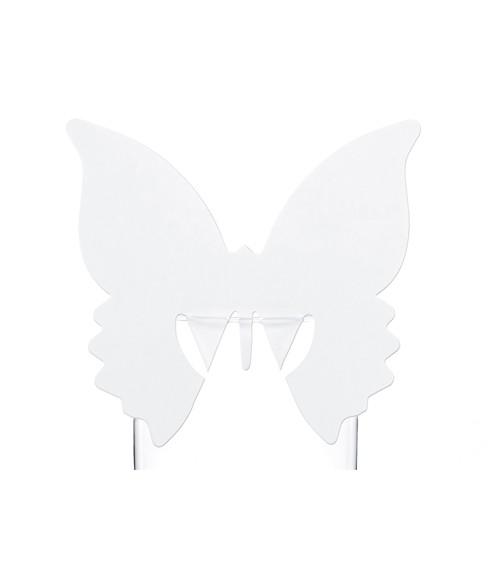 """Tischkarten """"Schmetterling"""" - 10 Stück"""