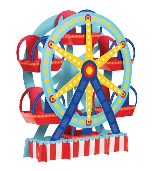 """Tischaufsteller """"Riesenrad"""" - 30,4 x 38 cm"""