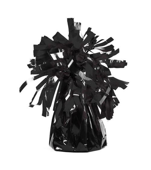 Ballon-Gewichte - schwarz metallic - 4 Stück
