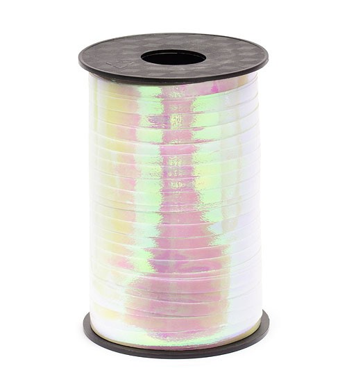 Geschenkband - irisierend - 5 mm x 225 m