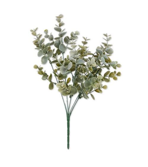 Künstlicher Eukalyptusstrauß - 35 cm