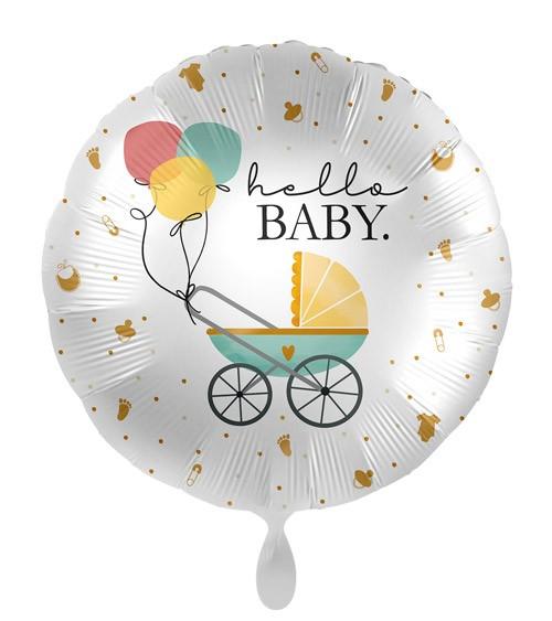 """Folienballon """"Baby Buggy"""""""