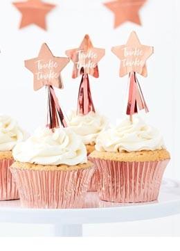 Piekser Und Kuchen Topper Für Ihre Süßen Leckereien