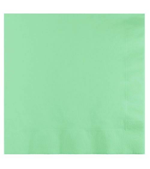 Servietten - fresh mint - 50 Stück