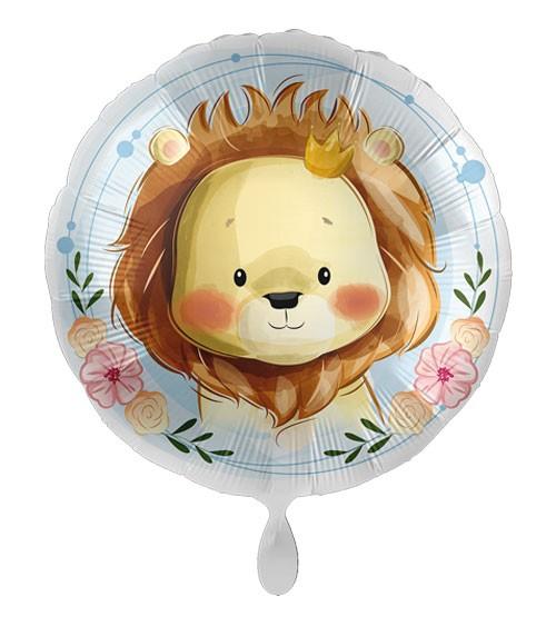 "Folienballon ""Cute Lion"""