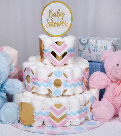 windeltorten geschenke babyparty baby belly party. Black Bedroom Furniture Sets. Home Design Ideas