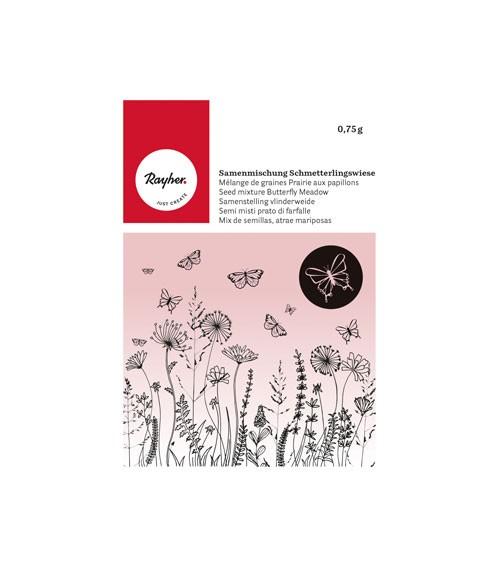 "Samenmischung ""Schmetterlingswiese"" - 0,75 g"