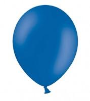 Standard-Luftballons - blau - 50 Stück