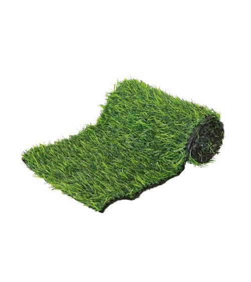 Gras-Tischband aus Kunststoff - 20 cm x 1 m